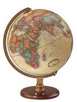antique globe for sale