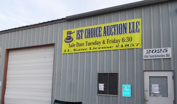 louisiana auctions